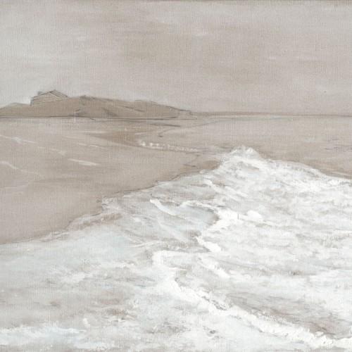 Frauke Klatt Bilder vom Segeln 100 x 80 cm