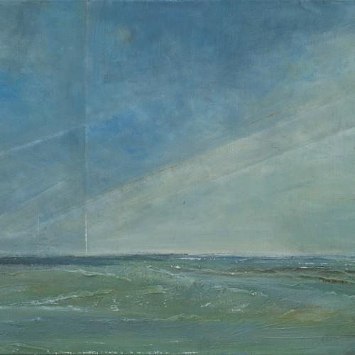 Frauke Klatt Bilder vom Segeln 54 x 85 cm