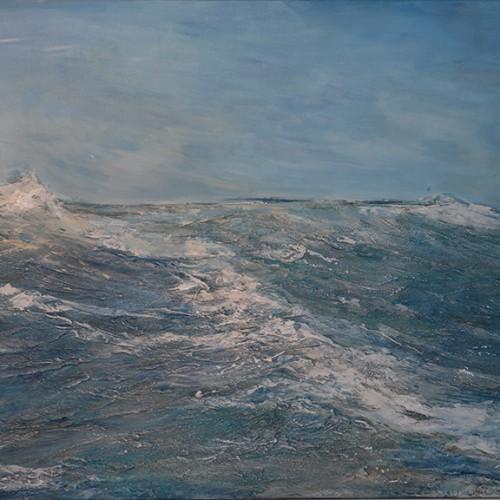 Frauke Klatt Ocean 140x100